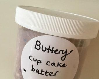 Buttery Cupcake Batter
