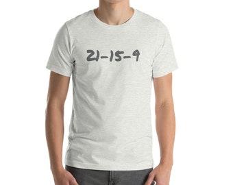 21 - 15 - 9 WOD Short-Sleeve T-Shirt