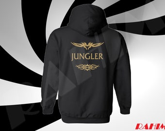 League Of Legend The Jungle, logo, gamer, Adult  Hoodie