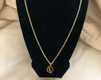 Lightning Necklace- Cameronburnsjewelry