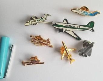 Air plane pins