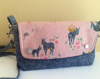 The Hipster Bag- A Modern Fannie Pack- Mama Donkey