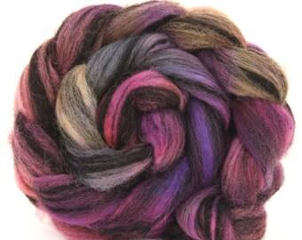Jacob Humbug Kettle Dyed Wool Top JHT25  100g - 3.5oz