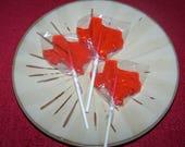 100 Texas Lollipops
