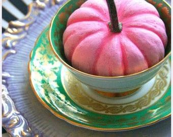 Pink Pumpkin - 5 Postcard set