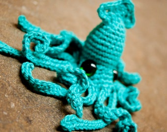 Realistic Squid - Crochet Pattern PDF - RIGHTS FREE!