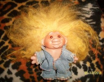 norfin troll doll by Dam 1986