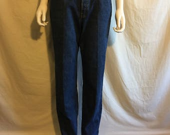 Levis 501 80s Levis jeans 17501 button fly  W 30 waist, Womens levis 6 button fly