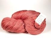 Brooks Farm Yarn - Tenino dk - luxury yarn - dk yarn - coral knitting yarn - coral yarn - crochet yarn - free shipping