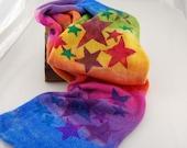 Sparkle sock Blank - Rockstar Rainbow