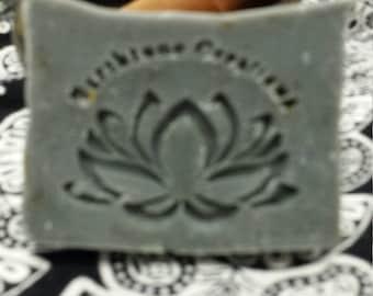 Charcoal Hemp soap