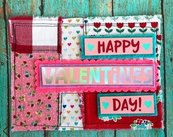 Valentine Greeting Card - 07