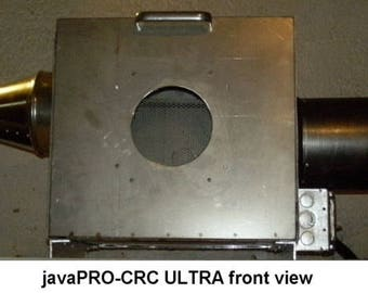 javaPRO-CRC ULTRA 2 lb. Capacity Electric Coffee Roaster Machine