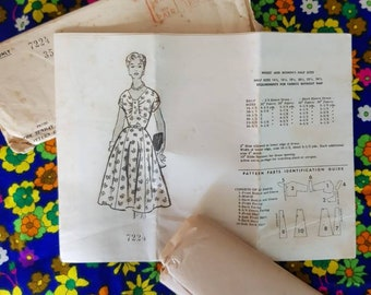 1950s Mail Order Pattern
