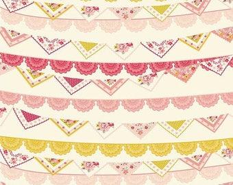 ON SALE Design By Dani Vintage Daydream Cream Banner