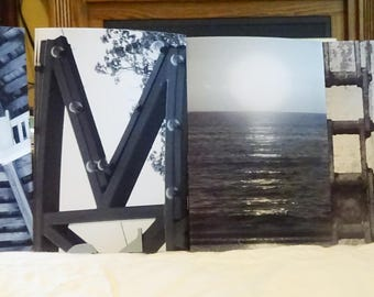 original alphabet photos - artist's choice  - FAMILY (4x6 photos) - July 4th sale
