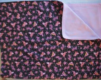 Pink Panther Toddler/Nap Blanket