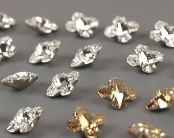 SWAROVSKI crystals Greek cross lot clearance sale
