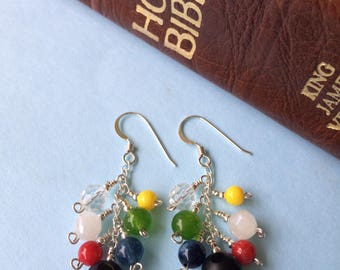 Salvation Earrings