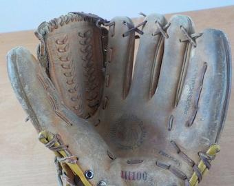 Vintage John Havlicek Baseball Glove • Mid Century Made in Korea Baseball Glove