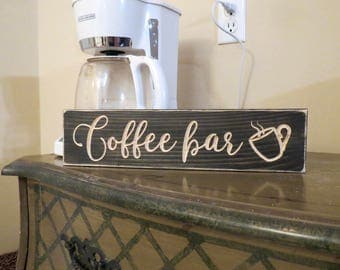 coffee bar sign,home and living,home decor,coffee bar,coffee sign,coffee,coffee bar decor,sign,kitchen sign,kitchen decor,coffee bar decor