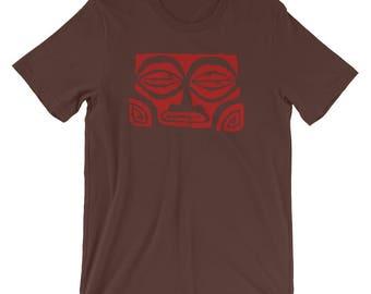 Kauai Surf T-Shirt - Red Print