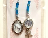Sea and sand pullcharms for Neo Blythe