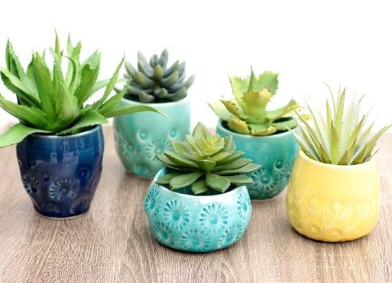 aqua air plant pot