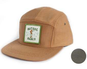 Nature Babes Baseball Cap