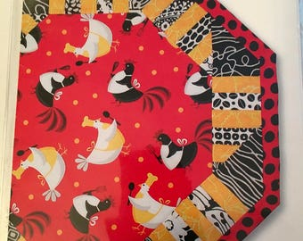 Afternoon Delight Table Topper Pattern