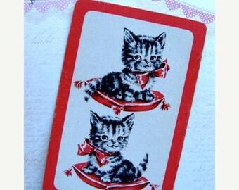 ONSALE Vintage Kitsch Kitten Adorable Shabby Kitty Lot