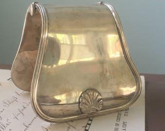 Vintage Silverplate Pincher