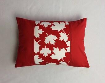 EtsyCA150+ Canada day pillow case, 12x16