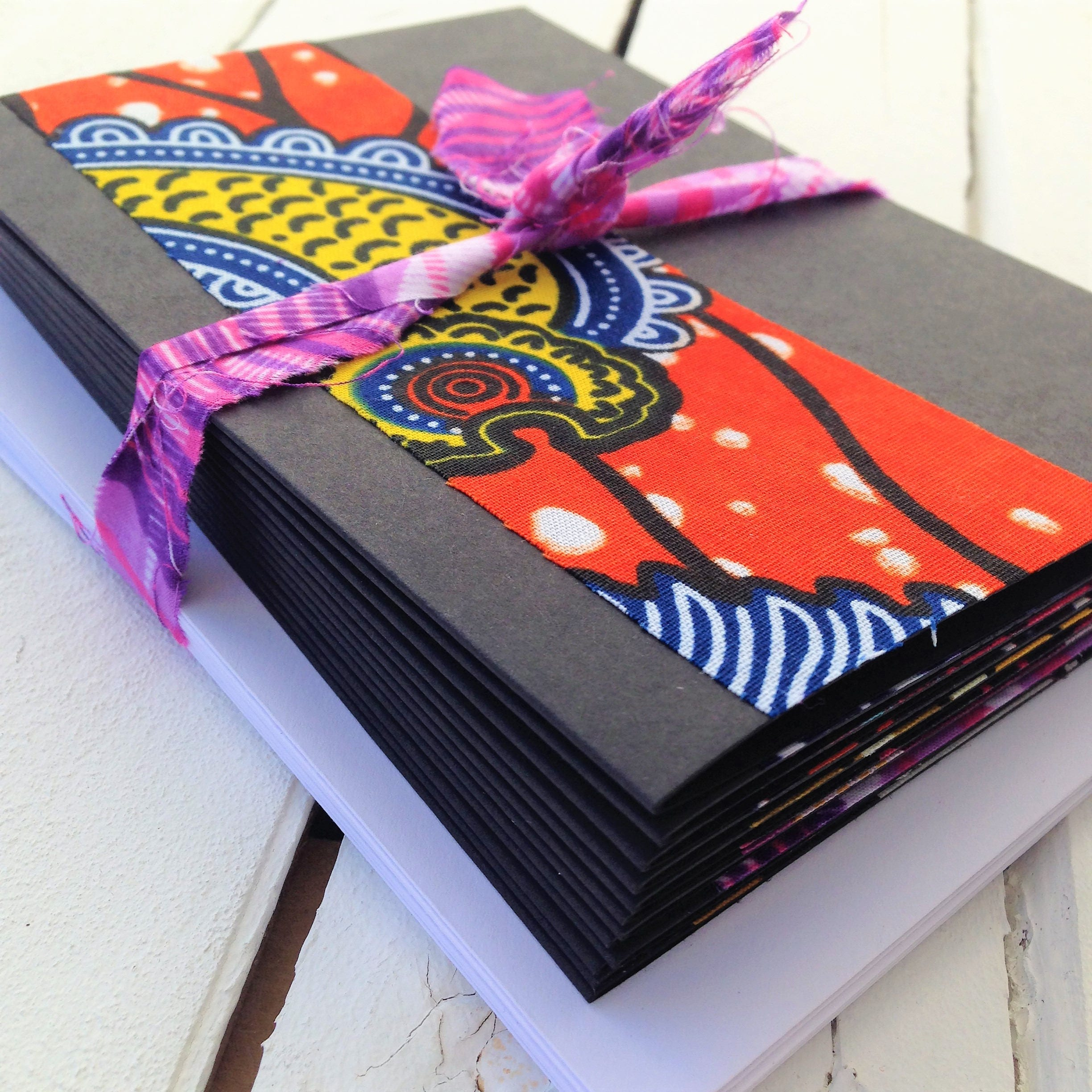 50 Black African wedding invitations, card set with White envelopes ...