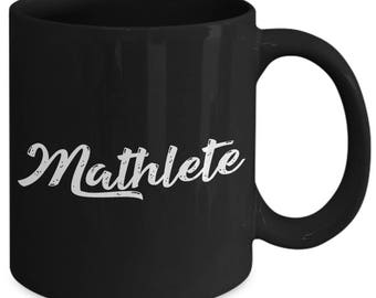 Mathlete Mathematics Wiz Coffee Mug