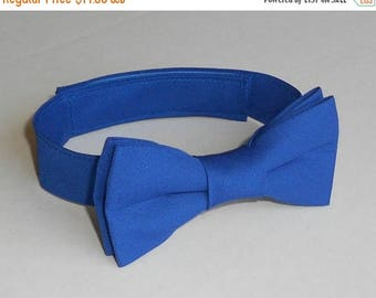 SALE Royal Blue Bowtie - Infant, Toddler, Boys                      2 weeks before shipping