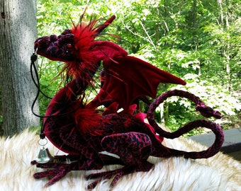 This is Rowan...Red Reiver Dragon by Dragontry