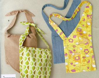 Uncut Sewing Pattern, Simplicity Craft 2335, Misses, Easy, Simple to Sew, Purse, Bag, Tote, Shoulder,