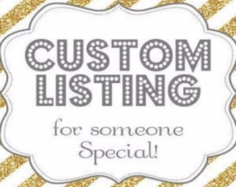 Try This Custom Listing - Custom Order His & Her Set For Joliiime - Discounted Rate