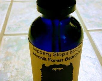 Moonlit Forest Beard Oil