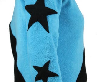 SWEATER stars BICOLOR customizable (color choices)