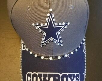 Custom NFL DALLAS COWBOYS cap