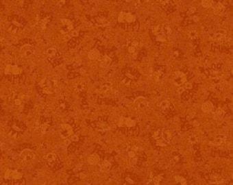 Orange Monotone