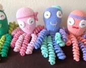 25 Preemie Octopus