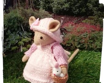 Primrose little mouse