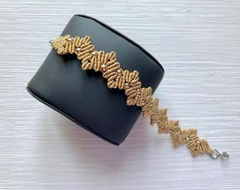 Bracelet, bracciale gioiello in macramè