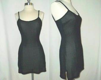 Mark Wong Nark Little Black Dress - Size XS
