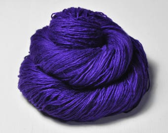 Memory of a fearsome tale - Fleece Silk Lace Yarn - LIMITED EDITION - LSOH