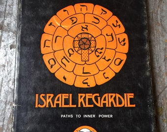 1972 How to Make and Use Talismans Book by Israel Regarde