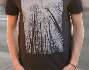 Forest #1 T-Shirt Fair Trade & Organic Cotton _ graphit